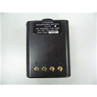 TLI718 rechargeable lithium ion military battery pack