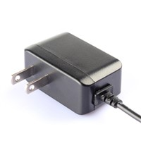 UL listed 12v 1a ac dc wall mount power adpater