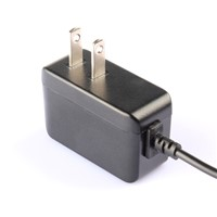 UL listed America plug 12v 1a universal power adapter