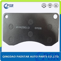 wholesale auto parts disc truck brake pads WVA29013