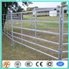 1.8x2.1m HDG round pipe galvinized metal pig fence panels