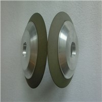 12V2 resin bond diamond grinding wheel for carbide