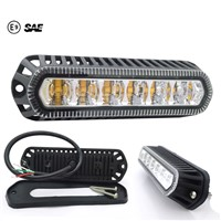ECE R65, SAE J845 LED Truck Strobe Warning Light  Warning Lamp