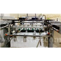 Auto sheet to sheet paper embosser Model YW-E