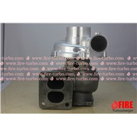 Turbocharger RHG6 Hitachi