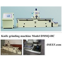 Automatic blade Grinding Machine with magnetic filter  Model DMSQ-HC