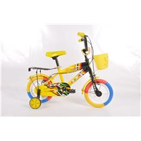 Factory Colorful wheel little baby bicycle,yellow mini baby cycle,mini toy bicycles