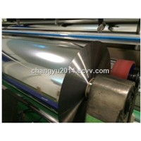 CY128 VMCPP film /Metallic CPP film silver color flexible packaging materials
