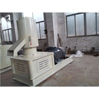 500-800 KG/H flat die wood pellet press/pellet machine/flat die pellet mill