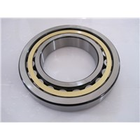 NSK high speed cylinder roller bearing NJ207E Low friction Roller Bearing 35x72x17 mm