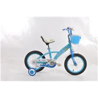 New model baby bicycle 12,mini bmx bicycle,royal baby bicycle with blue basket