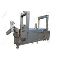 Gas Type Chips/Peanut/Beans/Chicken Frying Machine