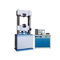 Microcomputer screen display hydraulic universal testing machine WEW-B series