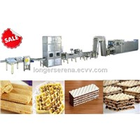 Wafer Making Machine /Electricity Wafer Production line