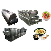 Automatic Non Fried Instant Noodle Processing Line