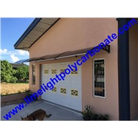 door canopy DIY awning window awning polycarbonate awning door roof canopy door shelter DIY canopy