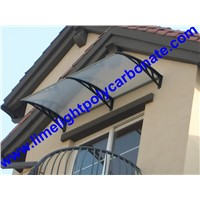 window awning window canopy window shelter DIY awning door canopy polycarbonate awning pc awning