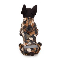 Dog Four Feets Coat Waterproof Breathable Suitable Puppy Dog Cat Raincoat Pet Clothes