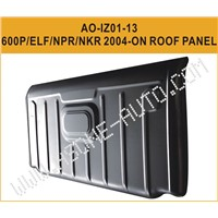 Metal Roof Panel For ISUZU 600P/ELF/NKR/NPR 3.5T-8.9T