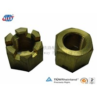 Anomalous Type Rail Locking Nut