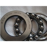 NSK  Thrust ball bearings  51104 20*35*10mm thrust ball bearing OEM service steel cages