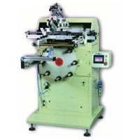 S-125RVS  Pneumatic flat screen printer