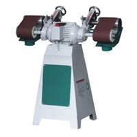 Vertical Two Heads Sponge Sander Machine