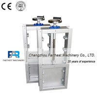 Pneumatic Cylinder Sliding Gate For Animal Feed
