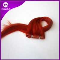 Quality skin weft hair extensions