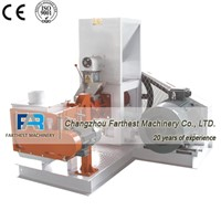 Rice Husk Single Screw Extruder For Sale