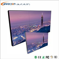 2x2/3x3/4x4 LCD video wall with SAMSUNG original LCD video wall screen