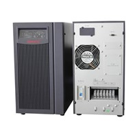 6kVA/4.8kw 192V Pure Sine Wave Online UPS Long Run Power Supply Machine Battery 10kVA/8kw