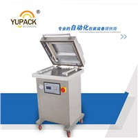 2016 hot selling single chamber vacuum packing machine/packaging machine for food commercial
