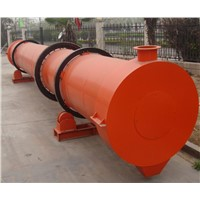 Hot selling sawdust , coal , mineral powder rotary dryer for sale