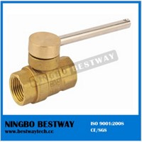 Brass Locking Ball Valve