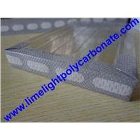 PC sheet/polycarbonate sheet/multiwall polycarbonate/polycarbonate glazing antidust tape