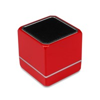 Mini Cube Bluetooth Speaker for Mobile Phones,CE, FCC, RoHS, BQB, Design patent