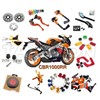 motorcycle parts for Honda CBR1000RR Fireblade