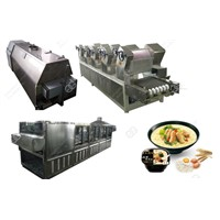 Automatic Fried Instant Noodle Production Line