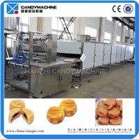 CE approved toffee candy depositing machine
