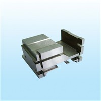 Die cast mold components supplier with professional custom mold components machining