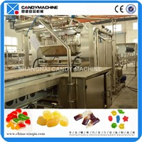 Gold medal jelly candy production line