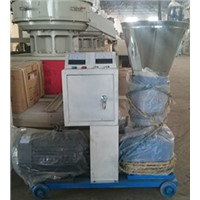 little duck feed pelleting machine/peletizadora/pelletizer (Support Spanish)