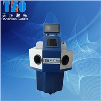 false tooth laser welding machine