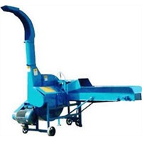 cow farm fodder chaff cutter, grain crusher low price, feed grass chopper machine