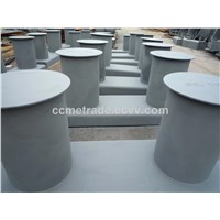 Marine Deck Double Bitt Type B Dock Bollard