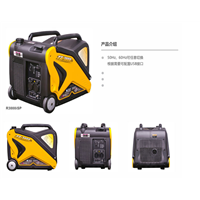 3kw digital inverter gasoline generator