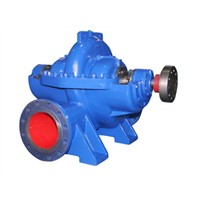 SN Series Anti-Abrasion Double Suction Pump