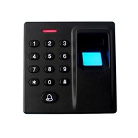 Stand-alone Fingerprint Access Control