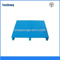 Manufacture Powder Coated Durable Epal Metal Pallet for Racking Systems